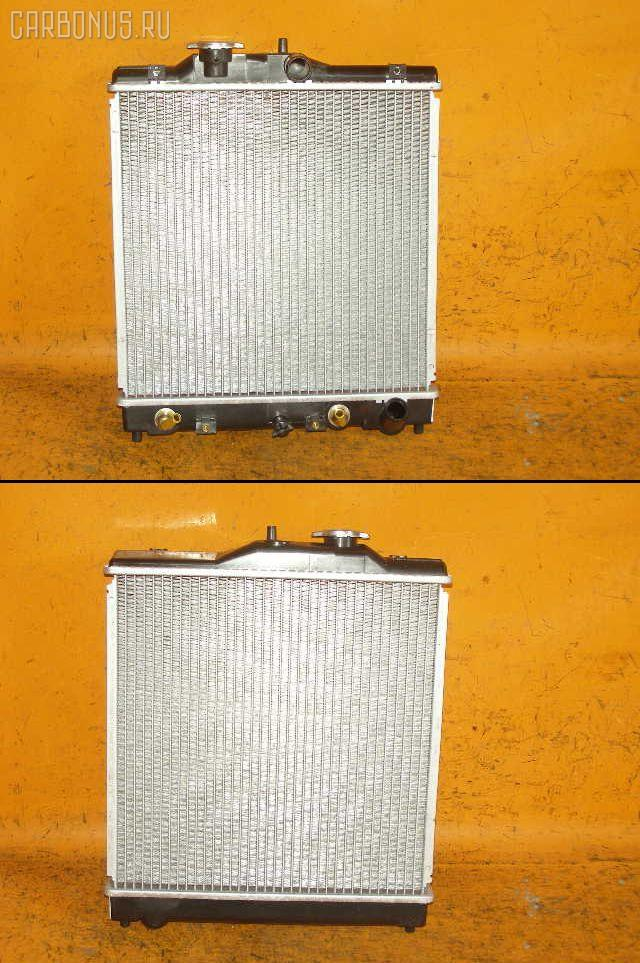 Радиатор ДВС HONDA CIVIC FERIO EG8 D15B. Фото 11