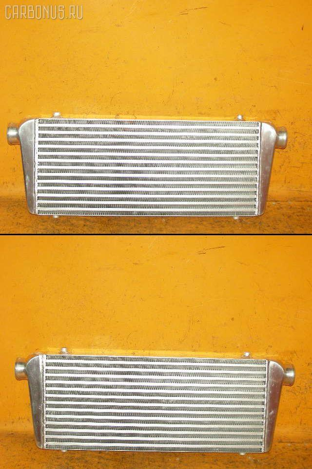 Радиатор интеркулера MITSUBISHI LANCER  CT9A 4G63-T. Фото 1