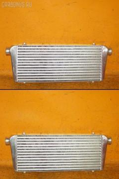 Радиатор интеркулера MITSUBISHI LANCER  CT9A 4G63-T Фото 1