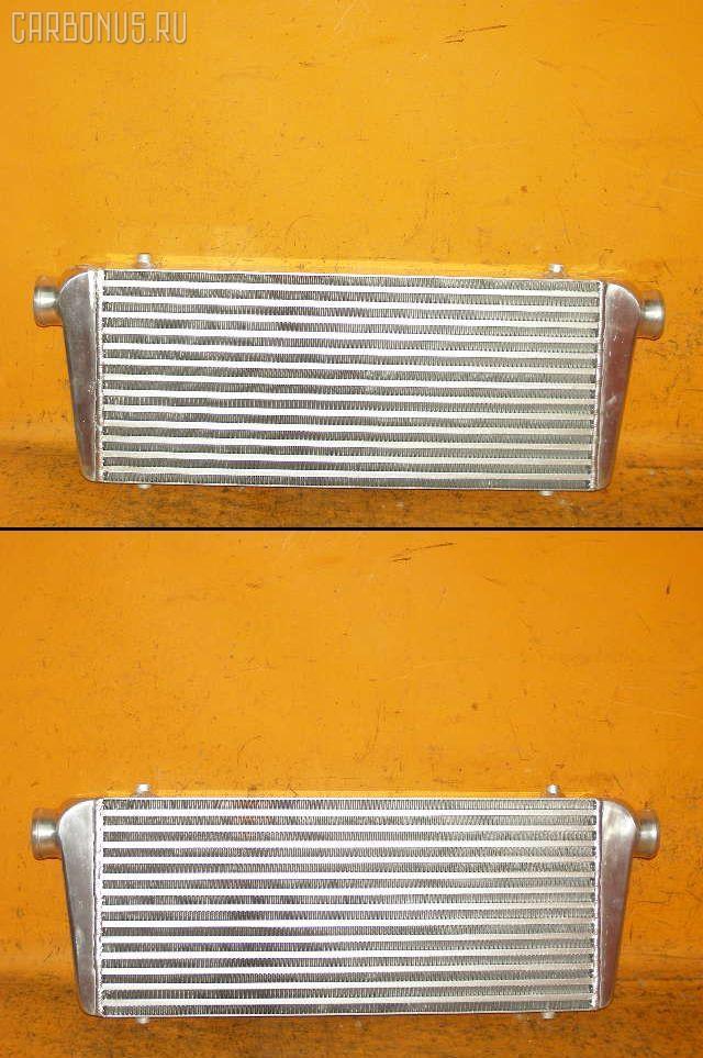 Радиатор интеркулера MITSUBISHI LANCER  CT9A 4G63-T. Фото 3