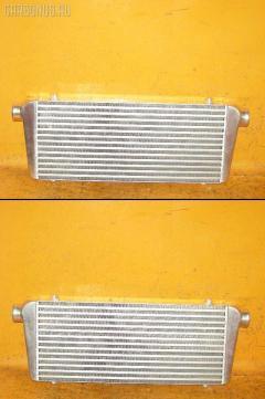 Радиатор интеркулера MITSUBISHI GALANT EC5A 6A13-T Фото 1
