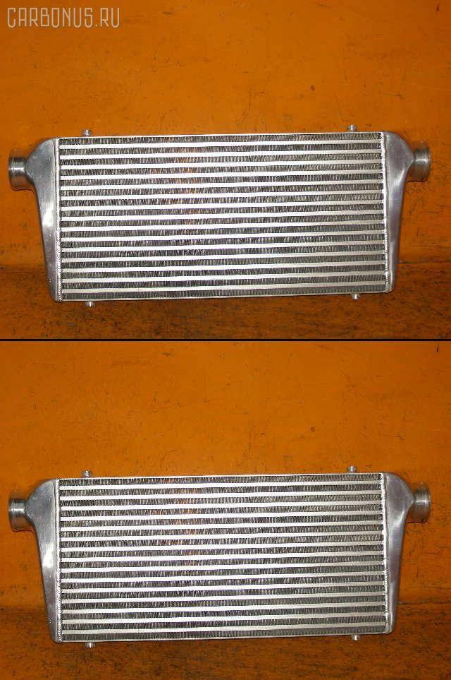 Радиатор интеркулера SUBARU IMPREZA WRX GC8 EJ20-T. Фото 1