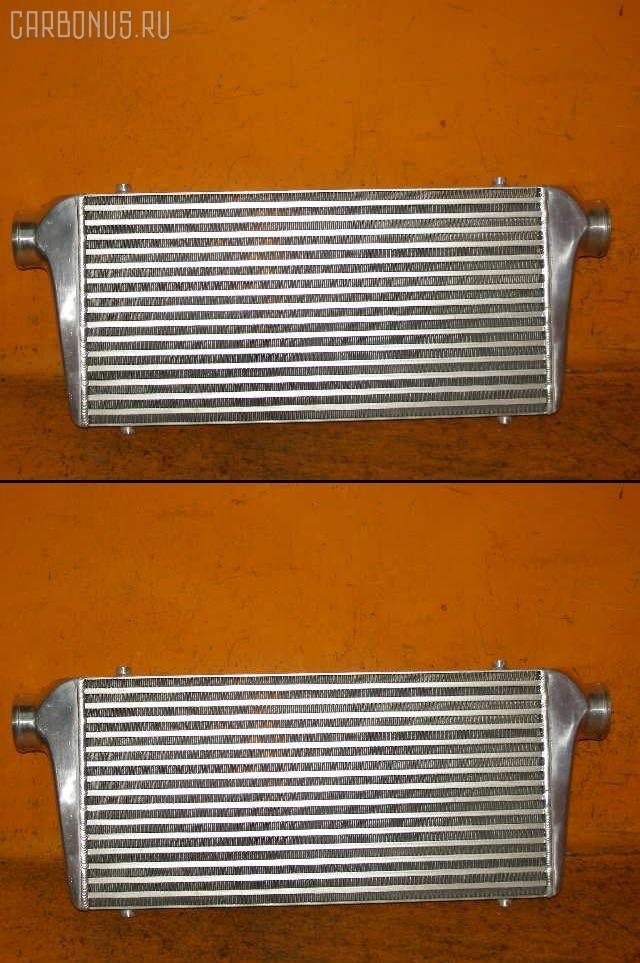 Радиатор интеркулера SUBARU IMPREZA WRX GC8 EJ20-T. Фото 4