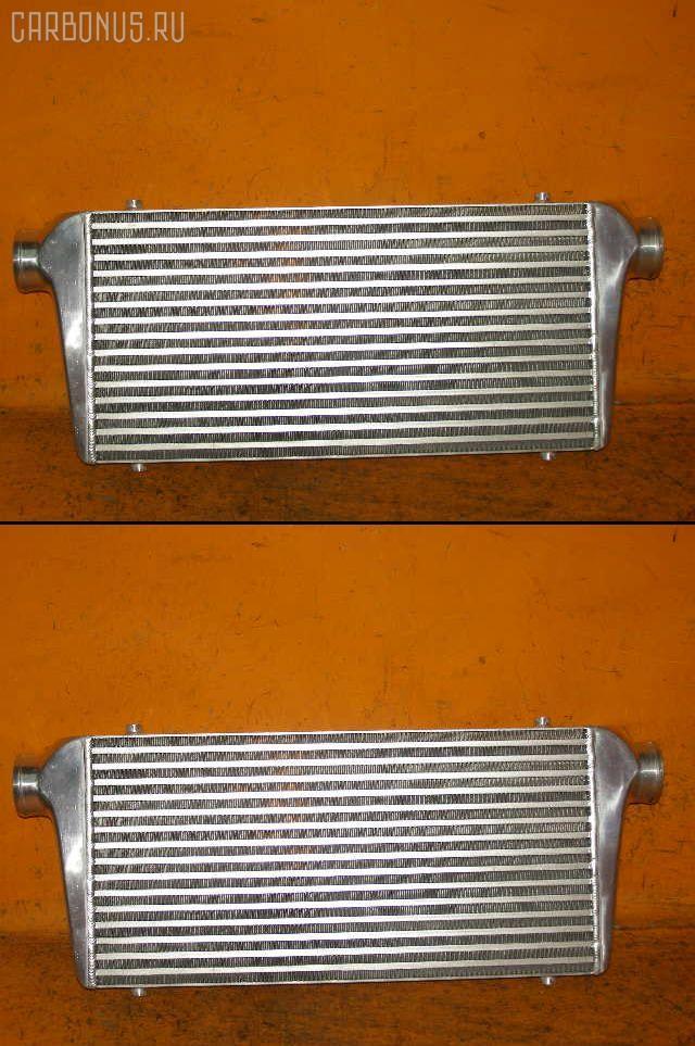 Радиатор интеркулера SUBARU IMPREZA WRX GC8 EJ20-T. Фото 3