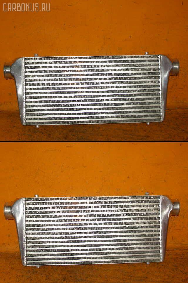 Радиатор интеркулера SUBARU IMPREZA WRX GDB EJ20-T. Фото 1