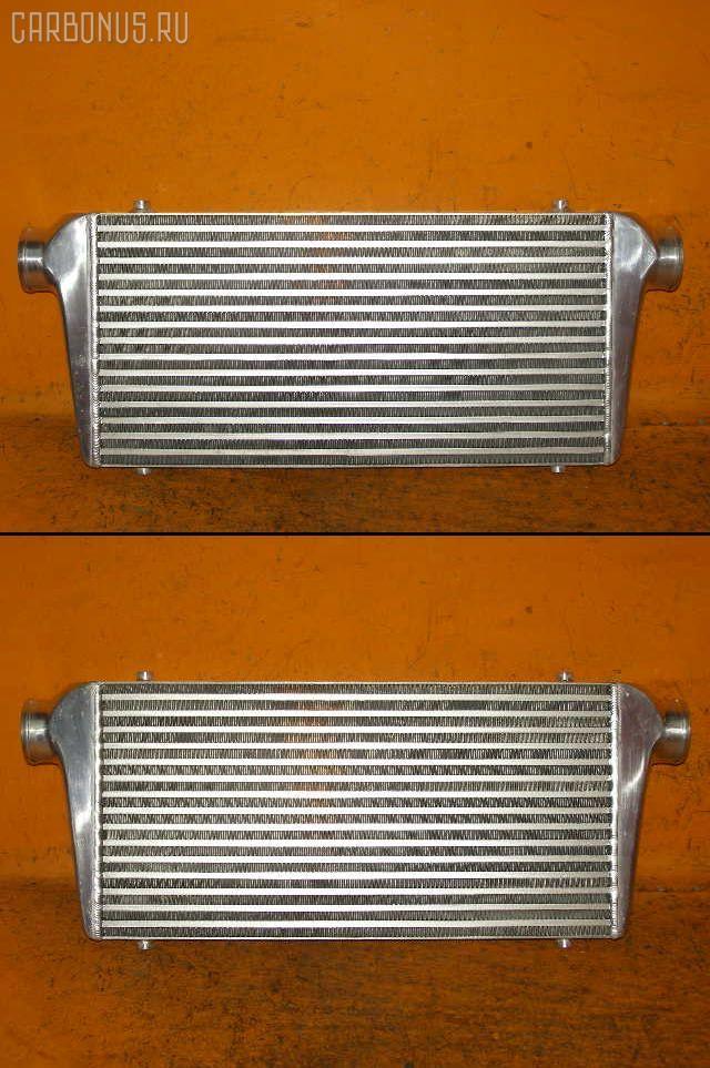 Радиатор интеркулера SUBARU IMPREZA WRX GDB EJ20-T. Фото 2
