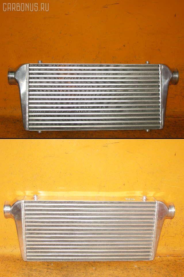 Радиатор интеркулера SUBARU IMPREZA WRX GDB EJ20-T. Фото 3