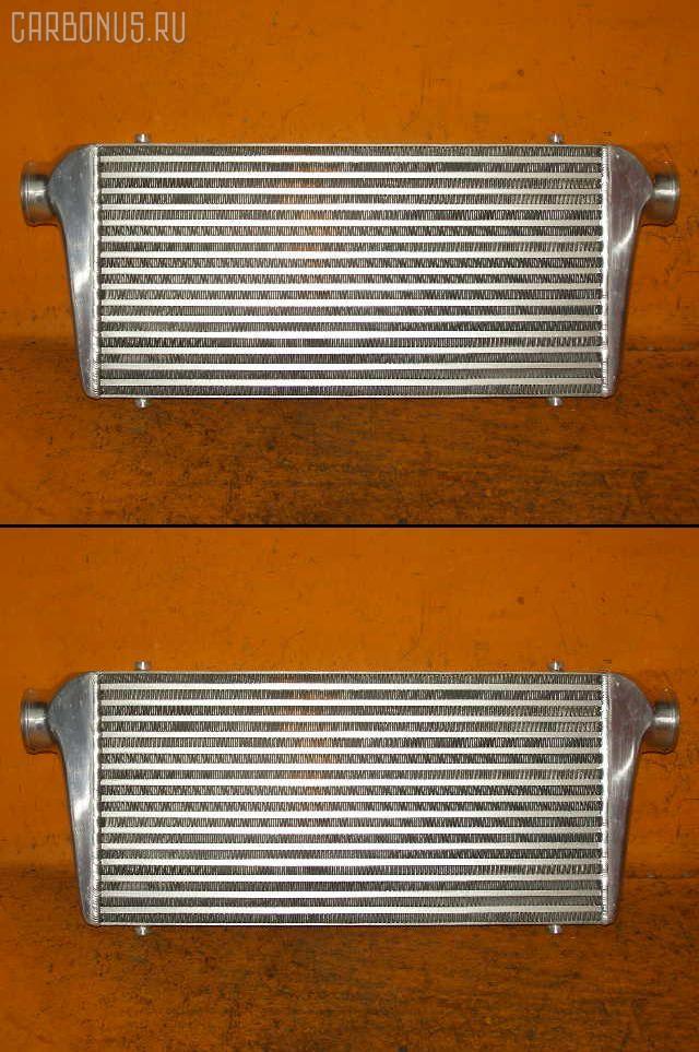 Радиатор интеркулера SUBARU IMPREZA WRX GDB EJ20-T. Фото 4