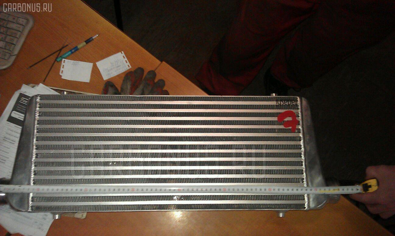 Радиатор интеркулера NISSAN SILVIA S14 SR20-DET. Фото 7