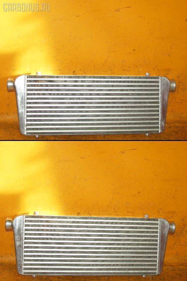 Радиатор интеркулера NISSAN SILVIA S14 SR20-DET. Фото 8