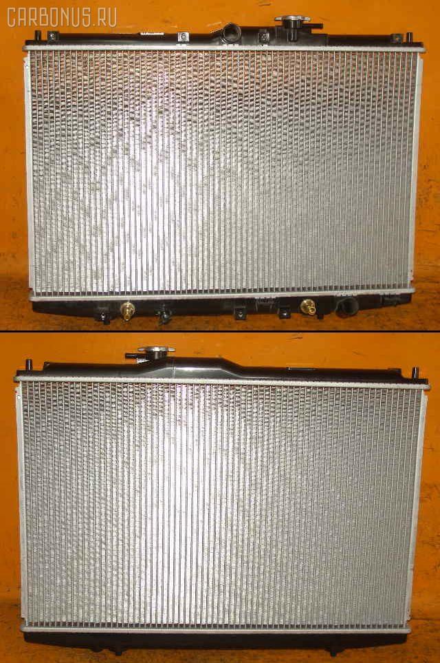Радиатор ДВС HONDA ACCORD INSPIRE CB5 G20A. Фото 2