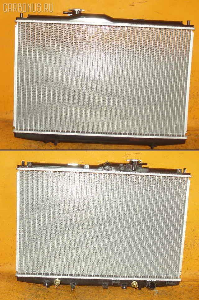 Радиатор ДВС HONDA ACCORD INSPIRE CB5 G20A. Фото 3