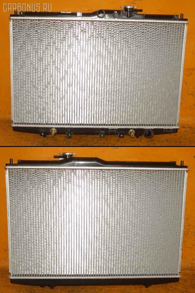 Радиатор ДВС HONDA ACCORD INSPIRE CB5 G20A. Фото 4