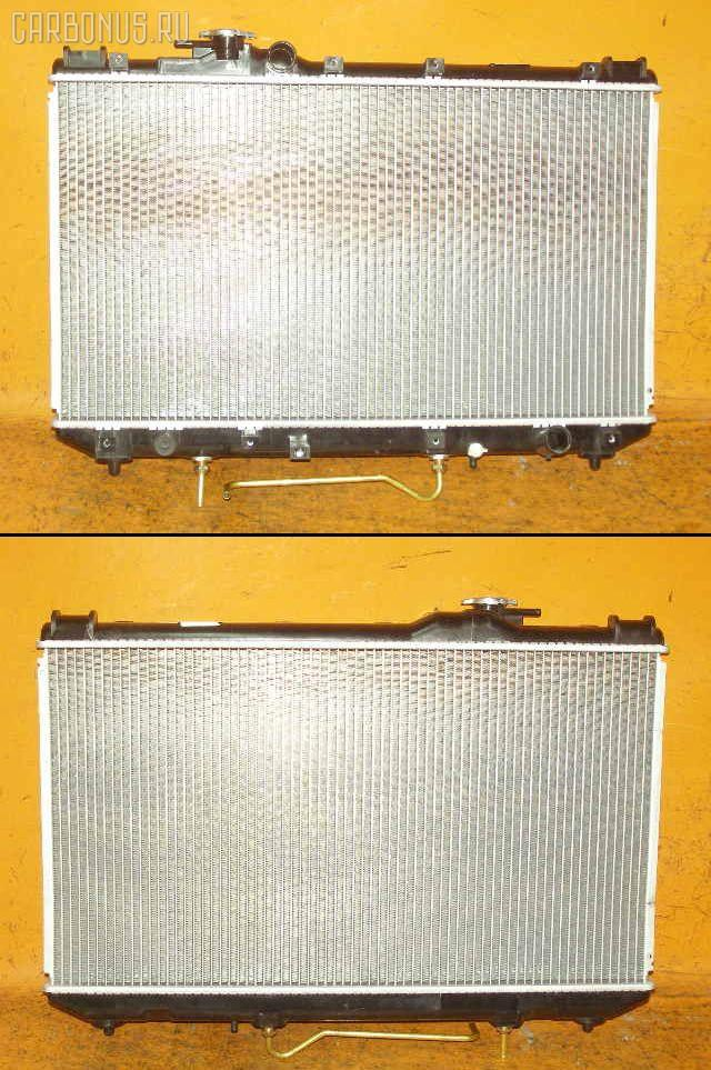 Радиатор ДВС TOYOTA CAMRY SV30 4S-FE. Фото 1