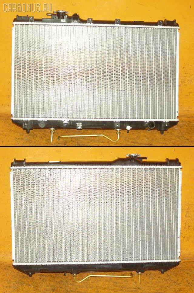 Радиатор ДВС TOYOTA CAMRY SV30 4S-FE. Фото 2