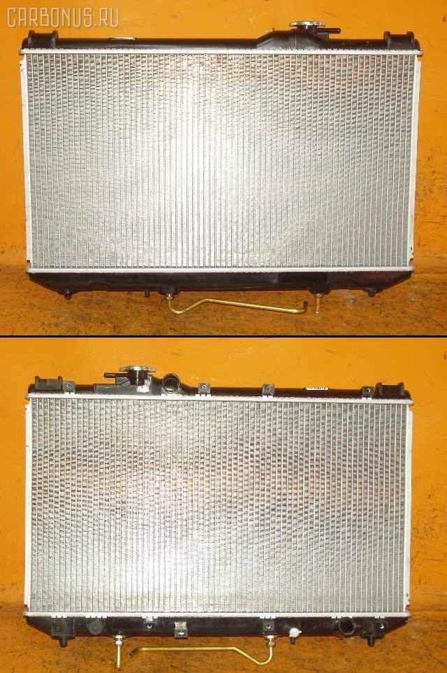 Радиатор ДВС TOYOTA CAMRY SV30 4S-FE. Фото 3
