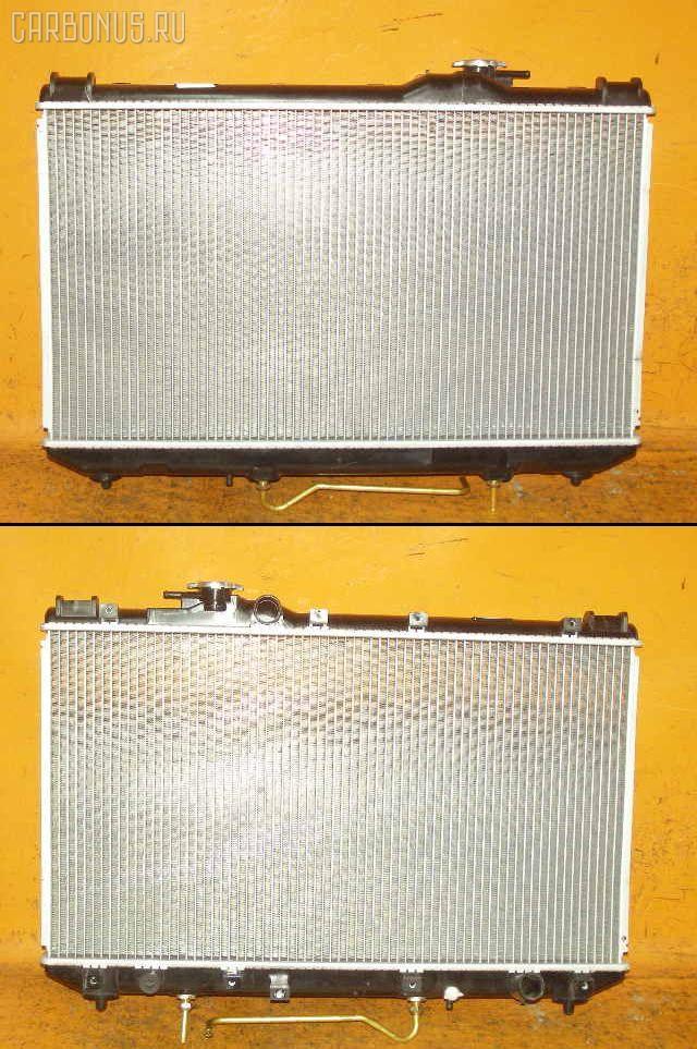 Радиатор ДВС TOYOTA CAMRY SV30 4S-FE. Фото 4