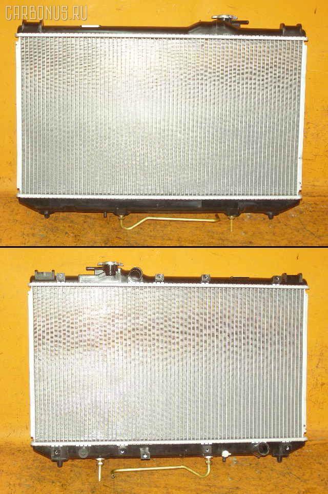 Радиатор ДВС TOYOTA CAMRY SV30 4S-FE. Фото 5
