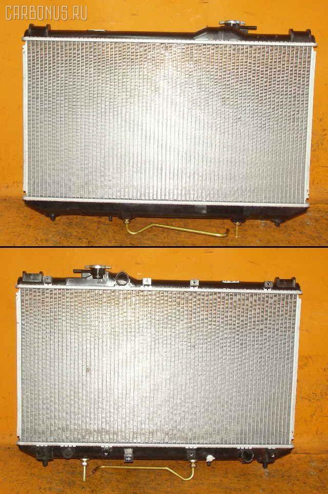Радиатор ДВС TOYOTA CAMRY SV30 4S-FE. Фото 6