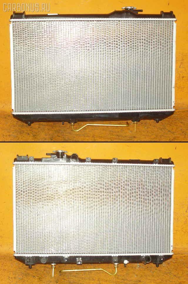 Радиатор ДВС TOYOTA CAMRY SV30 4S-FE. Фото 7