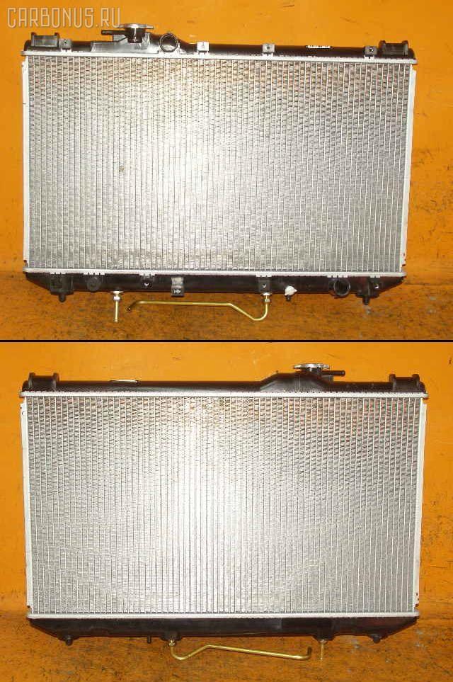 Радиатор ДВС TOYOTA CAMRY SV30 4S-FE. Фото 8