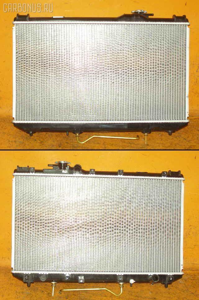 Радиатор ДВС TOYOTA CAMRY SV30 4S-FE. Фото 9