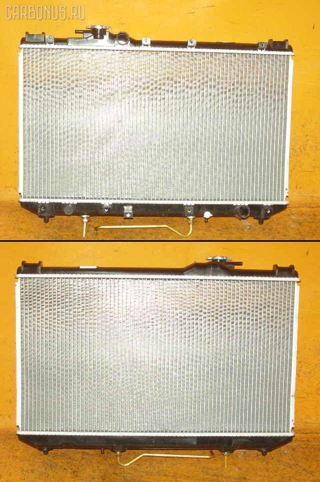 Радиатор ДВС TOYOTA CAMRY SV30 4S-FE. Фото 10