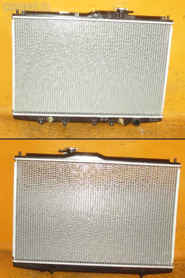 Радиатор ДВС HONDA ACCORD INSPIRE CB5 G20A. Фото 6
