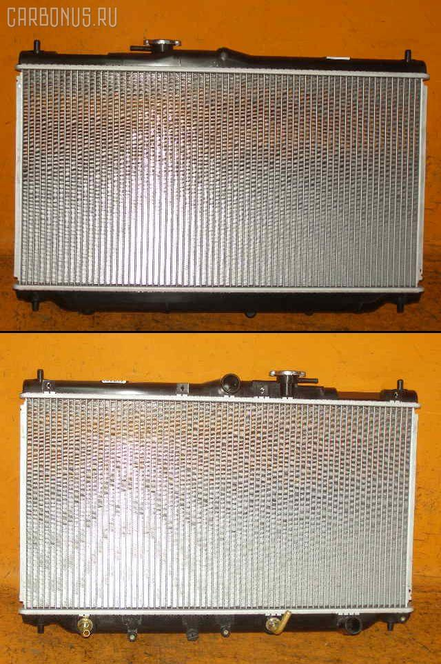 Радиатор ДВС HONDA PRELUDE BA8 F22B. Фото 1