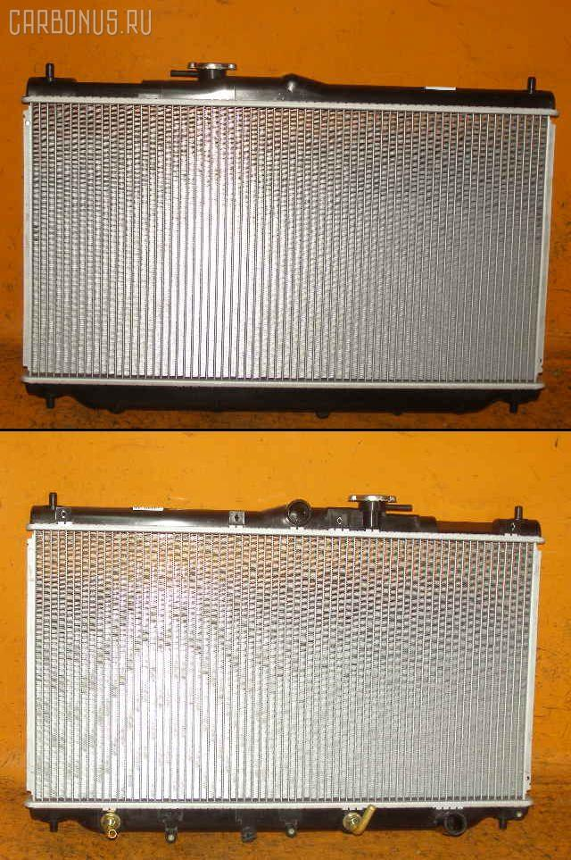 Радиатор ДВС HONDA PRELUDE BA8 F22B. Фото 2