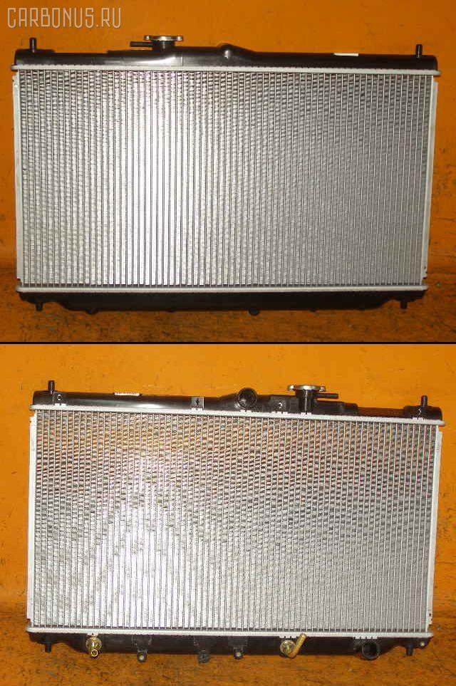 Радиатор ДВС HONDA PRELUDE BA8 F22B. Фото 3