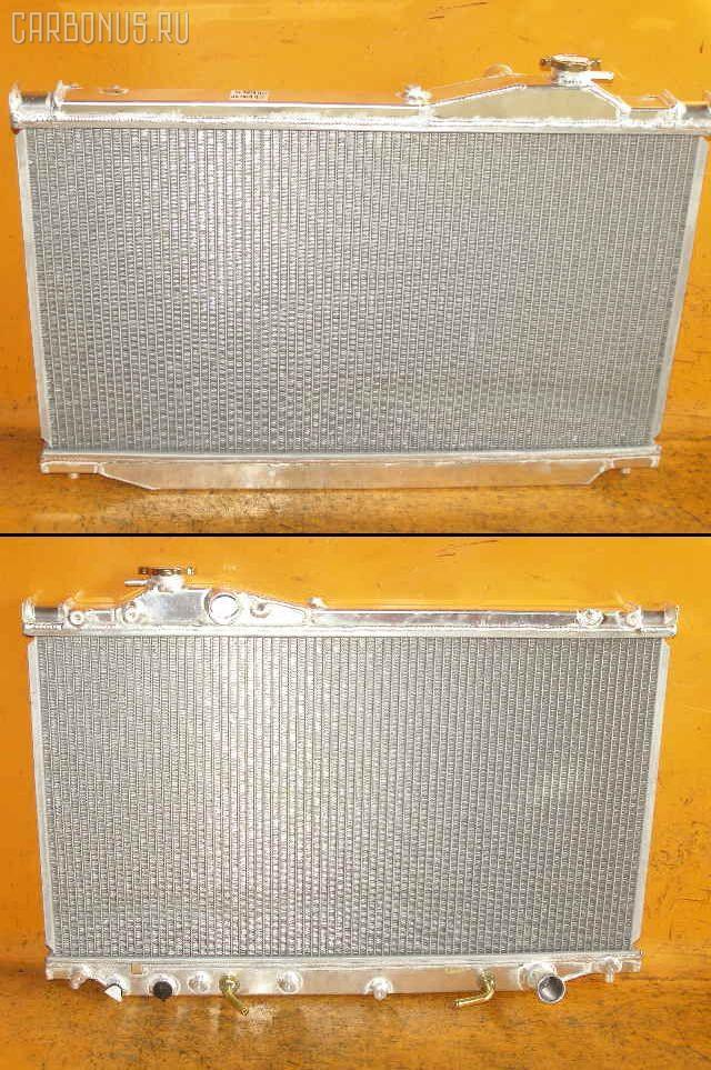 Радиатор ДВС TOYOTA SUPRA JZA80 2JZ-GTE. Фото 2