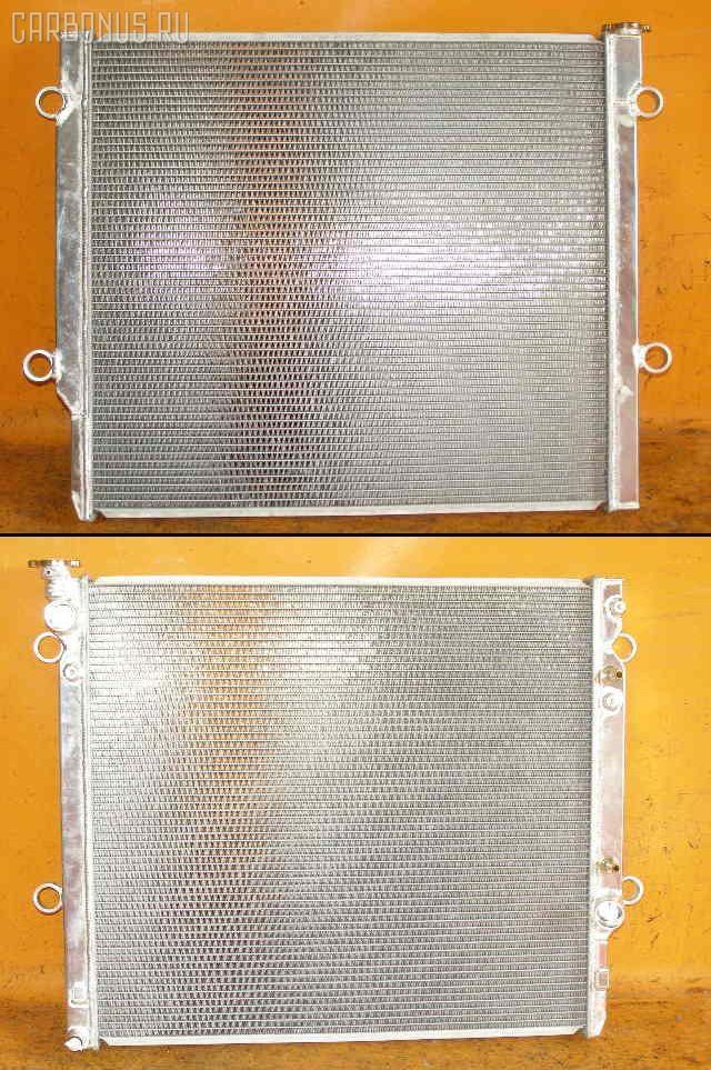 Радиатор ДВС LEXUS GX470 UZJ120L 2UZ-FE. Фото 7