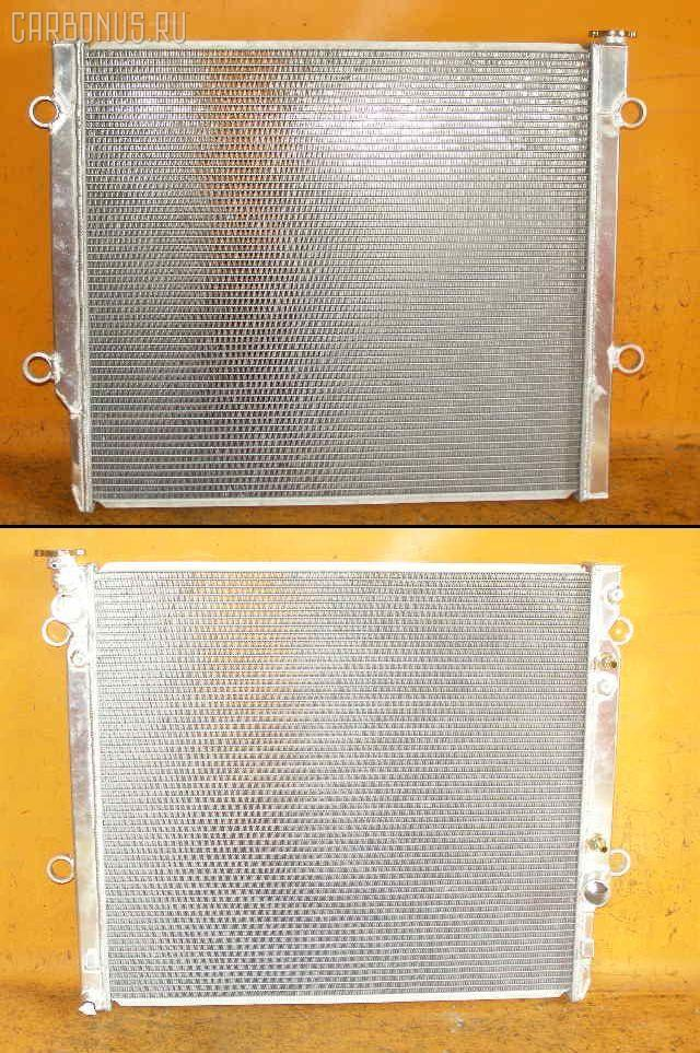 Радиатор ДВС LEXUS GX470 UZJ120L 2UZ-FE. Фото 8
