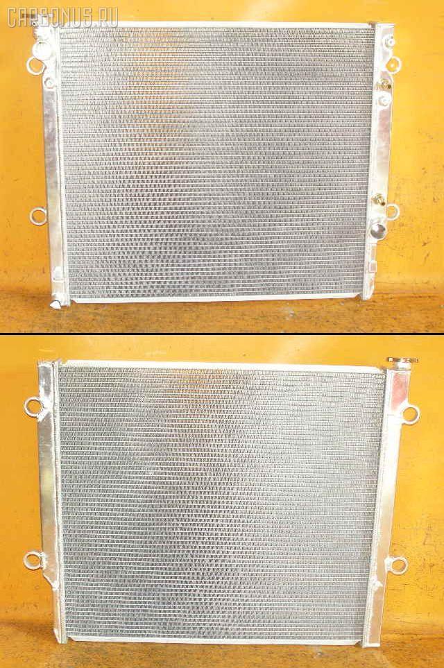 Радиатор ДВС LEXUS GX470 UZJ120L 2UZ-FE. Фото 9
