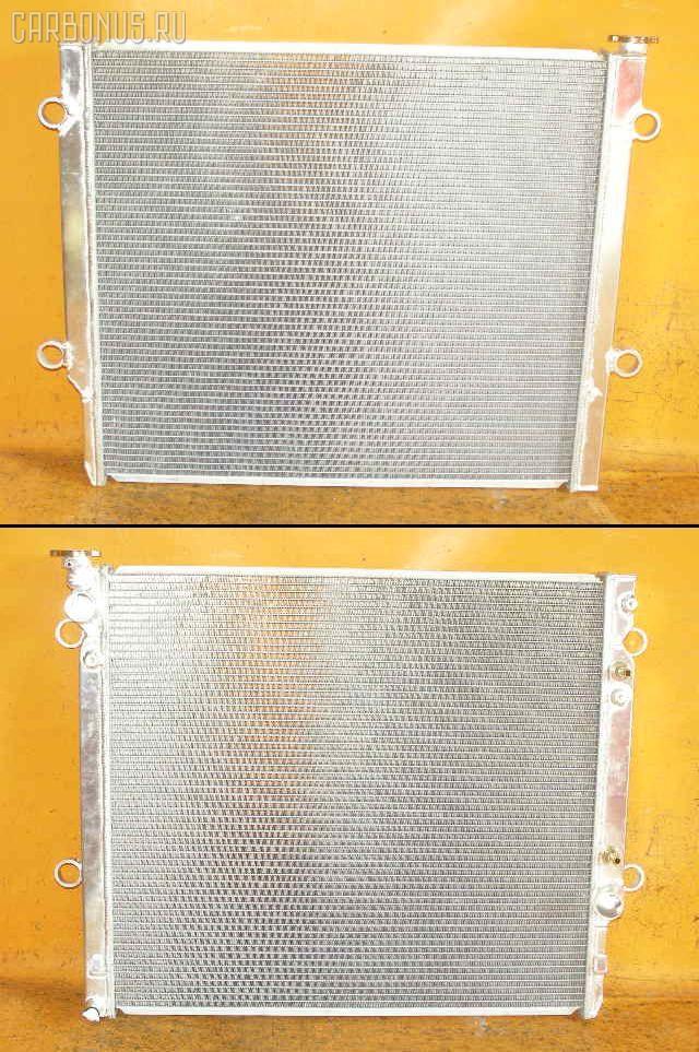 Радиатор ДВС LEXUS GX470 UZJ120L 2UZ-FE. Фото 10