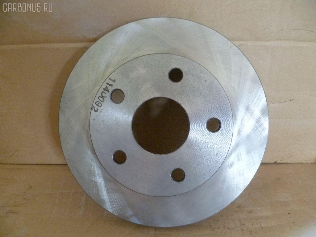Тормозной диск TOYOTA HIGHLANDER ASU40L Фото 2