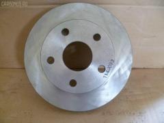 Тормозной диск TOYOTA HIGHLANDER ASU40L UQUMI UQ-116F-2848 Переднее