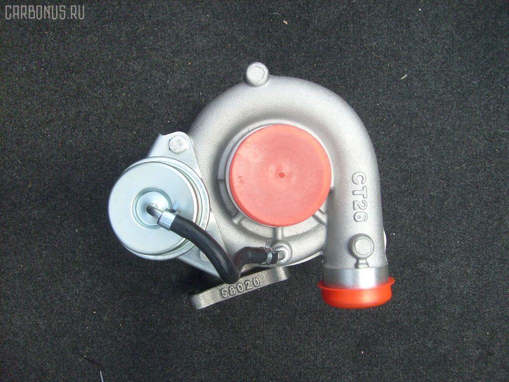 Турбина TOYOTA COASTER HDB51 1HD-T. Фото 8