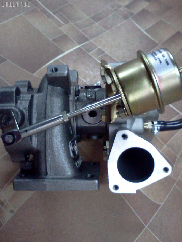 Турбина NISSAN NAVARA D40 QD32. Фото 3