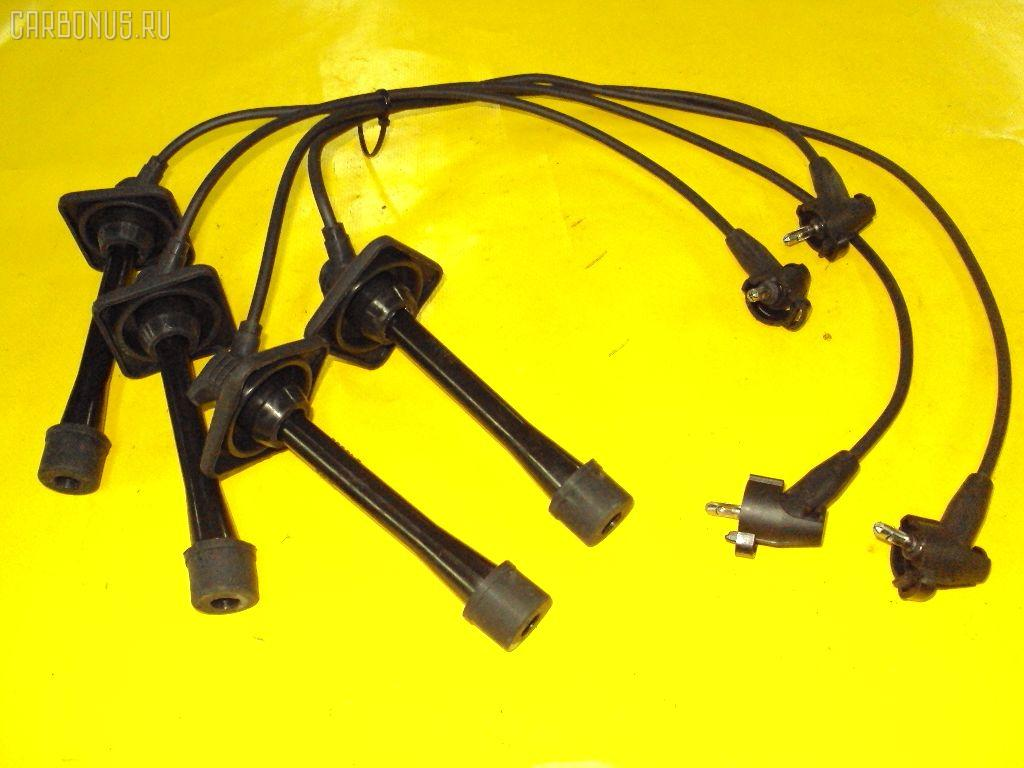 Бронепровода Toyota Starlet EP82 4E-FE Фото 1