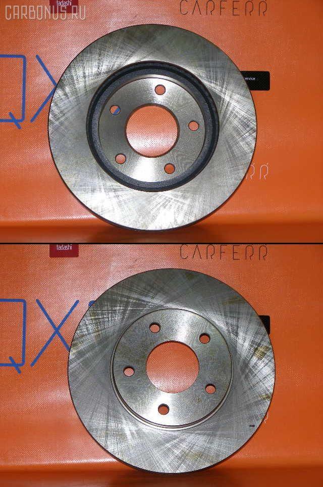 Тормозной диск Mitsubishi Airtrek CU4W Фото 1