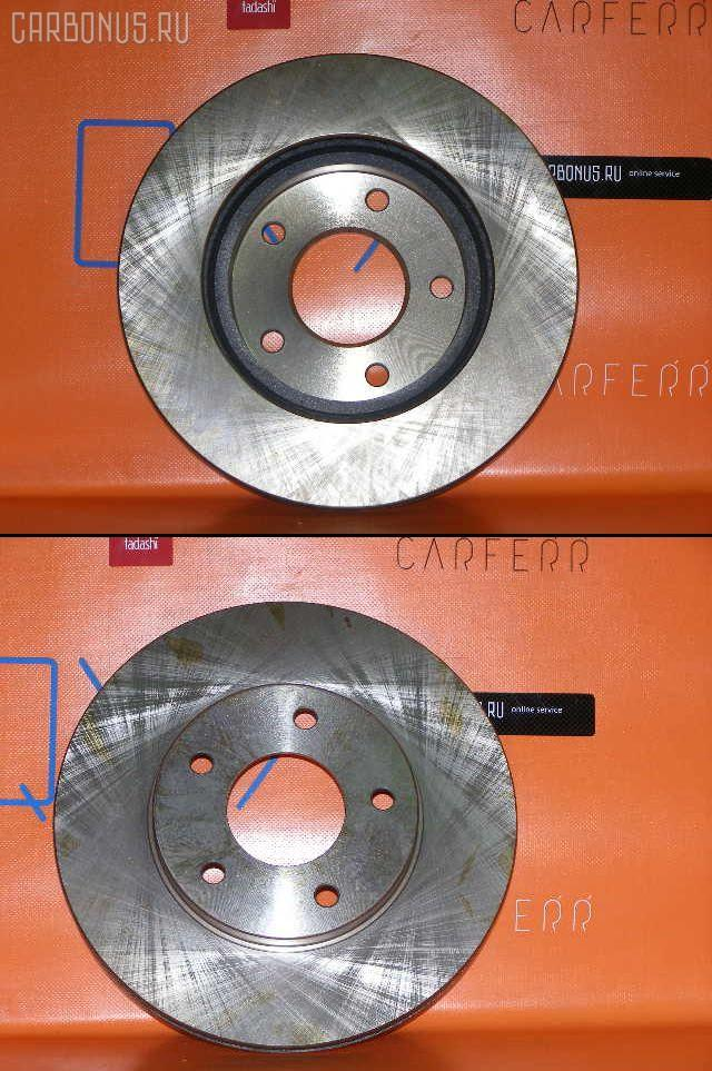 Тормозной диск MITSUBISHI AIRTREK CU4W. Фото 10