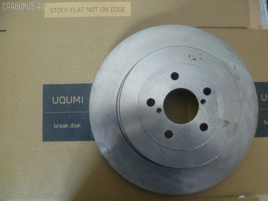 Тормозной диск SUBARU FORESTER SG9 Фото 2