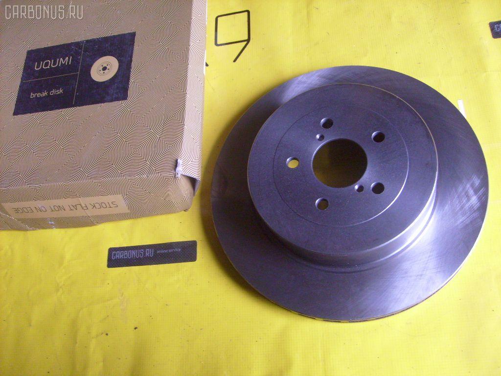 Тормозной диск Subaru Forester SG9 Фото 1