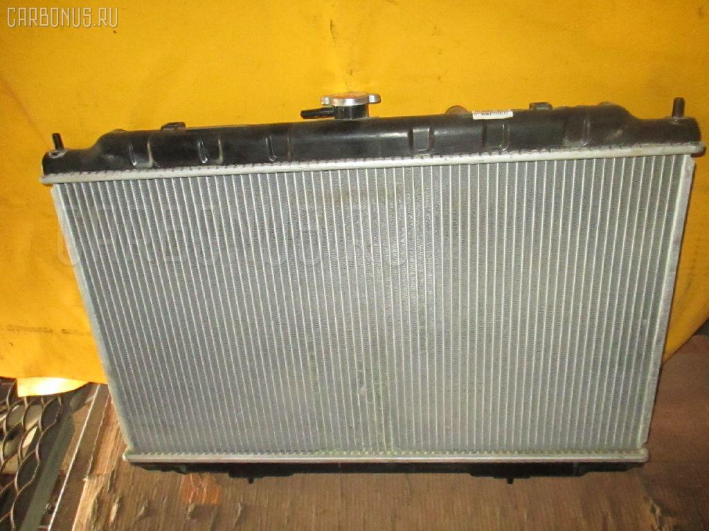Радиатор ДВС NISSAN TINO V10 QG18DE Фото 3