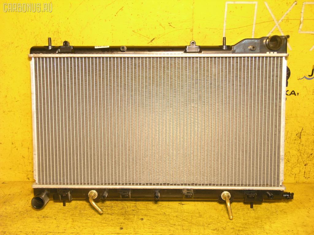 Радиатор ДВС SUBARU FORESTER SG5 EJ205. Фото 2
