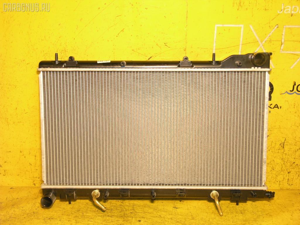 Радиатор ДВС SUBARU FORESTER SG5 EJ205. Фото 7