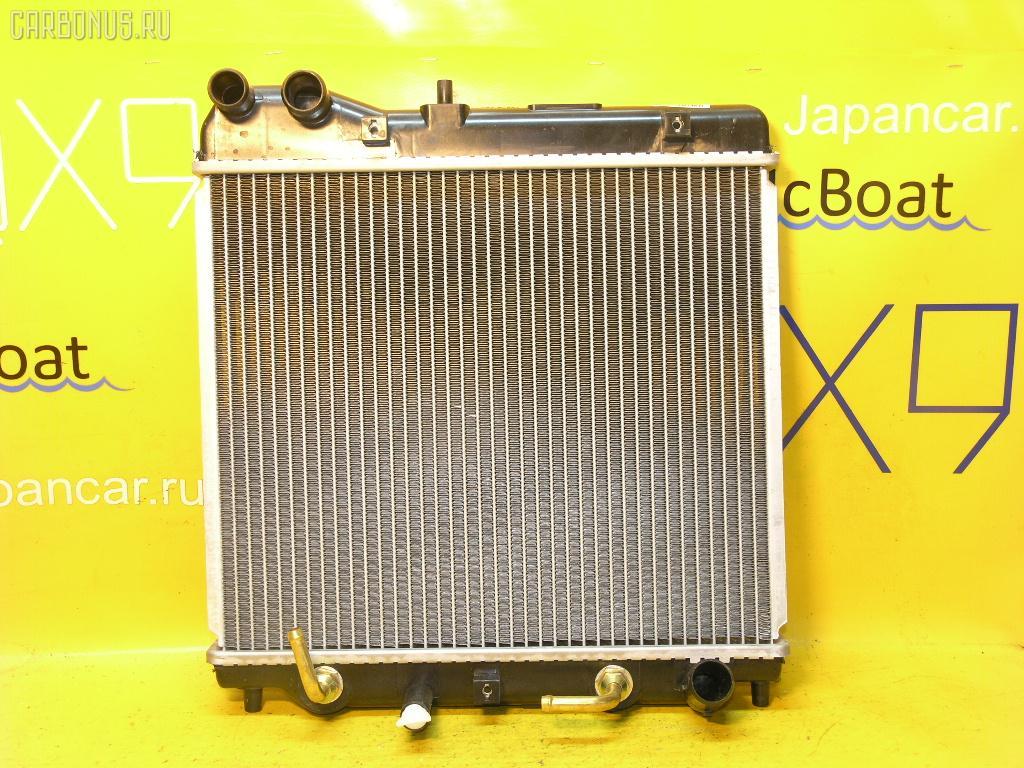 Радиатор ДВС HONDA FIT GD1 L13A Фото 2
