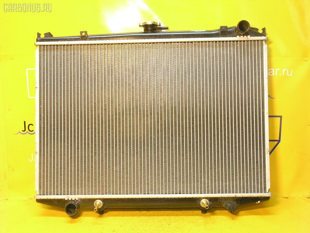 Радиатор ДВС NISSAN TERRANO LBYD21 TD27T Фото 1